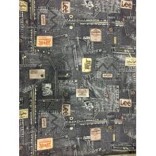 Плательная ткань бязь 150 см (11968/2)