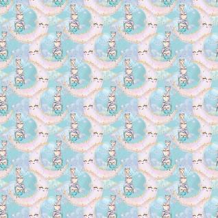 """Поплин детский  арт.13234-1 """"Owls"""""""
