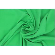 Кулирка однотонная цвет зеленый.   Цена за кг.