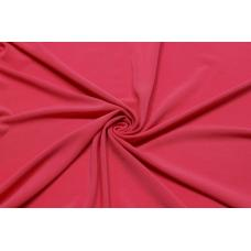 Кулирка однотонная цвет красный.  Цена за кг.