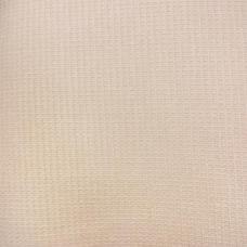 Ткань на отрез  вафельное полотно гладкокрашеное цв. кремовый, 150 см.