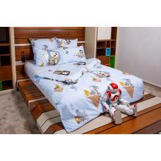 Детское постельное бельё  поплин  1.5 спальный