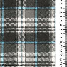 Ткань на отрез фланель грунт, ширина 150 см, 186-3п