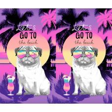 Вафельное полотно Майами (3090)