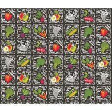 Вафельное полотно на отрез  Фреш-бар (3022-3)
