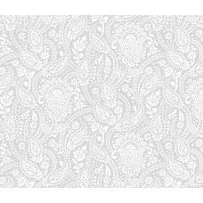 Рогожка набивная 150 см Персия (3045-2)