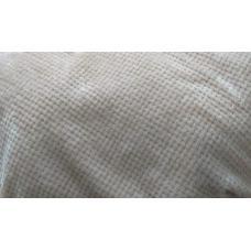 Ткань Велсофт соты шир.