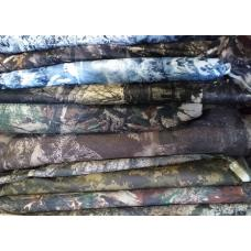 Лоскут курточной ткани-алова куски от 1 метра шир. 150см Цена за 5кг