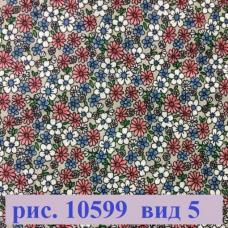 Ткань бязь на отрез  10599-5