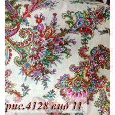 Ткань бязь на отрез  4128-11