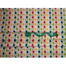 Ткань бязь плательная  7447-2