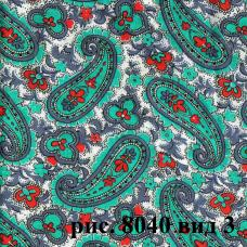 Ткань бязь плательная  8040-3