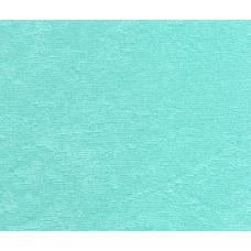 Махровая ткань цвет ментол 115см.(цена за кг)