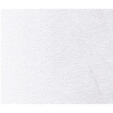 Махровая ткань цвет белый 115см*2см. (цена за кг)