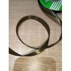 Атласная лента  декоративная шир. - 12 мм.