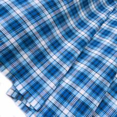 Ткань на отрез вафельное полотно набивное, 95 см №1006/4