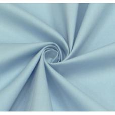 Перкаль г/крашеный - Голубой
