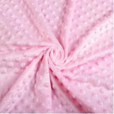 Плюш розовый «Минки» 37-4