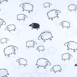 Ткань на отрез 1820 «Овечки»