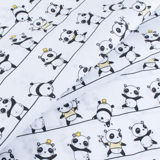"Ткань на отрез  1957-1 ""Панда"""
