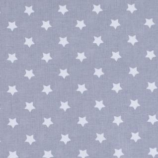 Ткань на отрез 390-17 поплин детский «Звездочки»