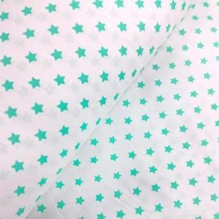 Ткань 390а-16 поплин детский «Звездочки»