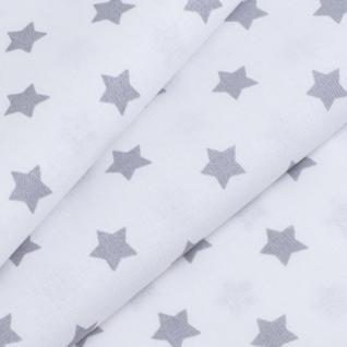 Ткань 390а-17 поплин детский «Звездочки»