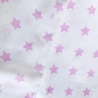 Ткань на отрез 390а-2 поплин детский «Звездочки»