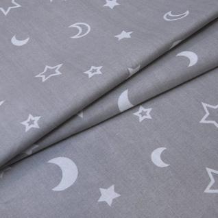 Ткань 394-17 поплин детский «Ночка»