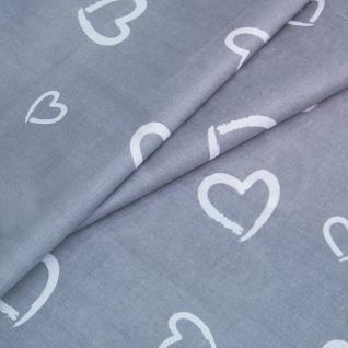Ткань 395-17 поплин детский «Сердца»