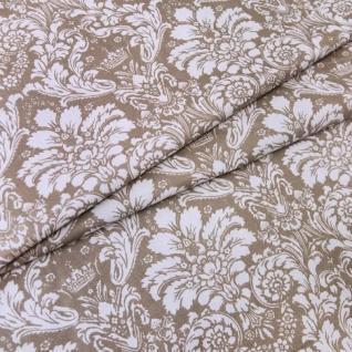 Ткань поплин «Дамаск» 391-18