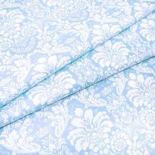 Ткань на отрез поплин «Дамаск» 391а-3