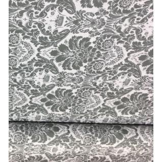 Ткань на отрез поплин «Дамаск» 391а-17
