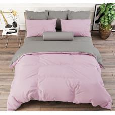 Поплин гладкокрашеный розовый 115 гр/квм, шир. 220