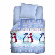 Постельное белье в детскую кроватку 8424/2 Лоло и Пепе