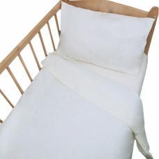 Постельное белье в детскую кроватку Шампань сатин