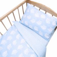 КПБ в детскую кроватку 111 пр. на резинке