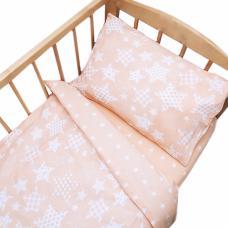 КПБ в детскую кроватку 115 пр. на резинке