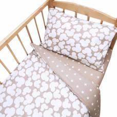 КПБ в детскую кроватку 116 пр. на резинке