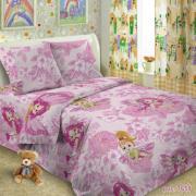 Детское постельное белье 1658 1,5 сп. поплин.