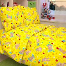 Постельное белье в детскую кроватку  350/5