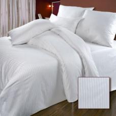 КПБ Страйп-сатин полоса 1,5 спальный (2 наволочки 70*70)
