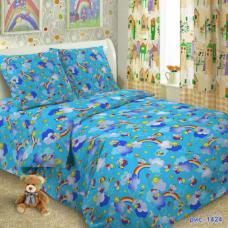 Постельное белье в детскую кроватку  1424/1