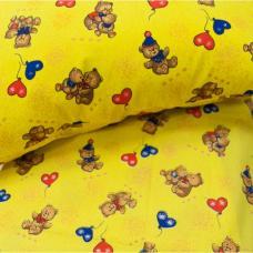 Постельное белье в детскую кроватку  609/4