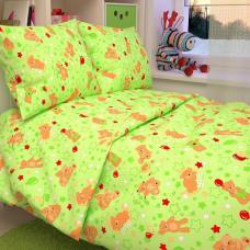 Постельное белье в детскую кроватку  350/2