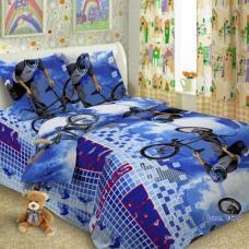 Детское постельное белье BMX 1,5 сп. поплин.
