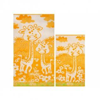 Полотенце махровое Giraffa 50/90