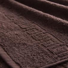 Полотенце махровое Туркменистан цвет Коричневый 40*70