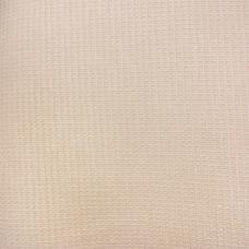 Полотенце вафельное банное цвет кремовый 150/75