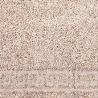 Полотенце махровое Туркменистан цвет Бежевый 100*180